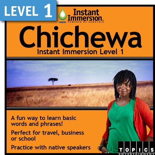 Instant Immersion Level 1 - Chichewa [Download] by Topics Entertainment