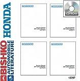 2011 2012 Honda Odyssey Shop Service Repair Manual CD Engine Drivetrain Wiring