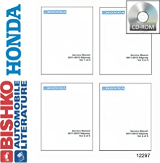 Amazon 2005 2006 honda odyssey shop service repair manual cd 2011 2012 honda odyssey shop service repair manual cd engine drivetrain wiring fandeluxe Images