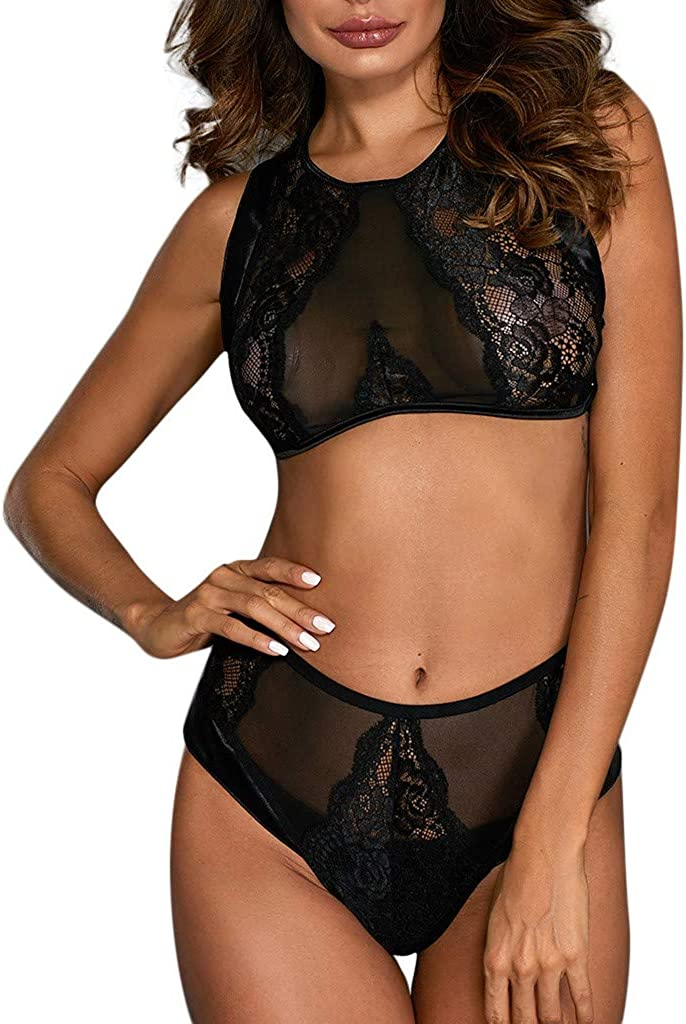 Sayhi Women Lace Push Up...