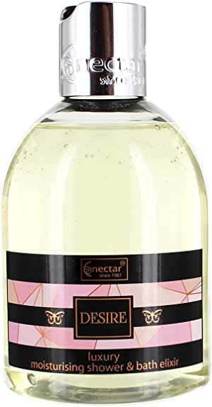 Nectar Desire Shower & Bath Elixir 250ml