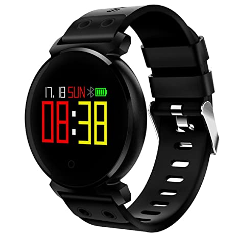 PINCHU Smart Watch K2 Pantalla En Color De Frecuencia ...