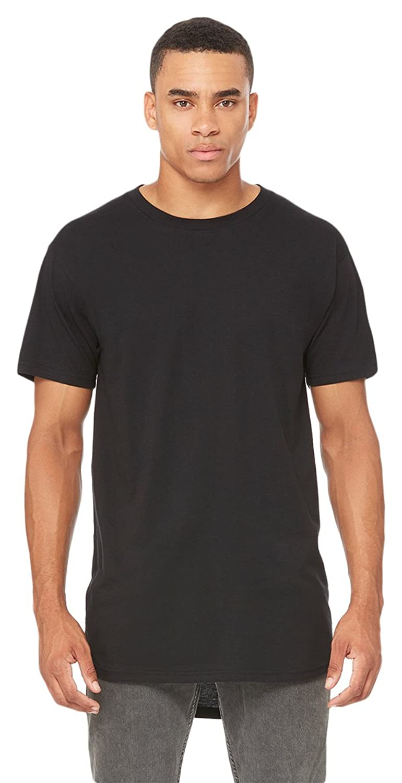 Bella Canvas Men's Side-Seamed Retail Fit Urban T-Shirt