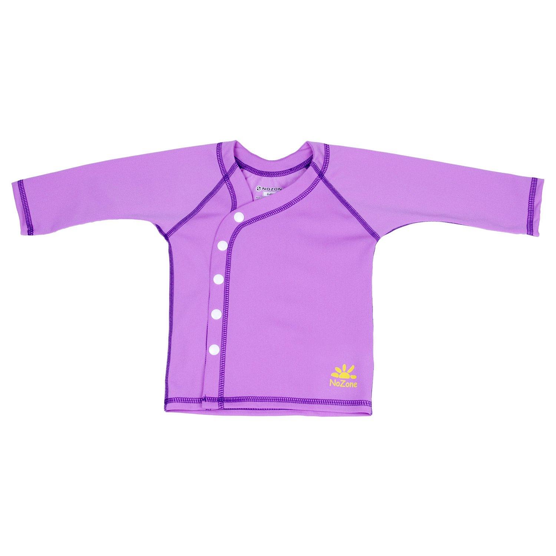 【新作からSALEアイテム等お得な商品満載】 Nozone SHIRT Nozone Clothing Company SHIRT ユニセックスベビー B011KCARWC Lavender 0 - 0 6 Months 0 - 6 Months|Lavender, 東京佃煮本舗:31d22708 --- suprjadki.eu