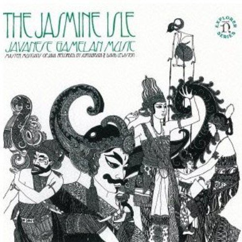 Jasmine Isle: Javanese Gamelan Music / Various