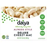 Daiya Cheezy Mac, Alfredo Style :: Rich & Creamy Plant-Based Mac & Cheese :: Deliciously Dairy Free, Vegan, Gluten Free…