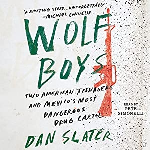 Wolf Boys Audiobook