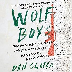 Wolf Boys Hörbuch