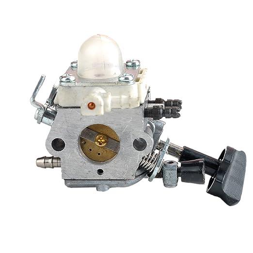 Carburador HIPA con filtro de aire para soplador de hojas ...