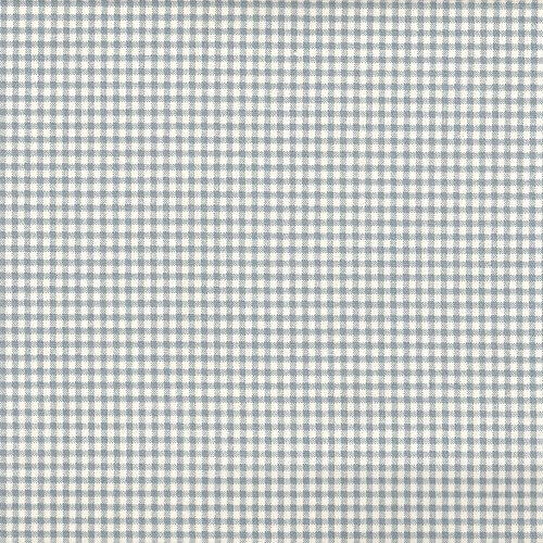 (French Country Dove Gray Gingham 96