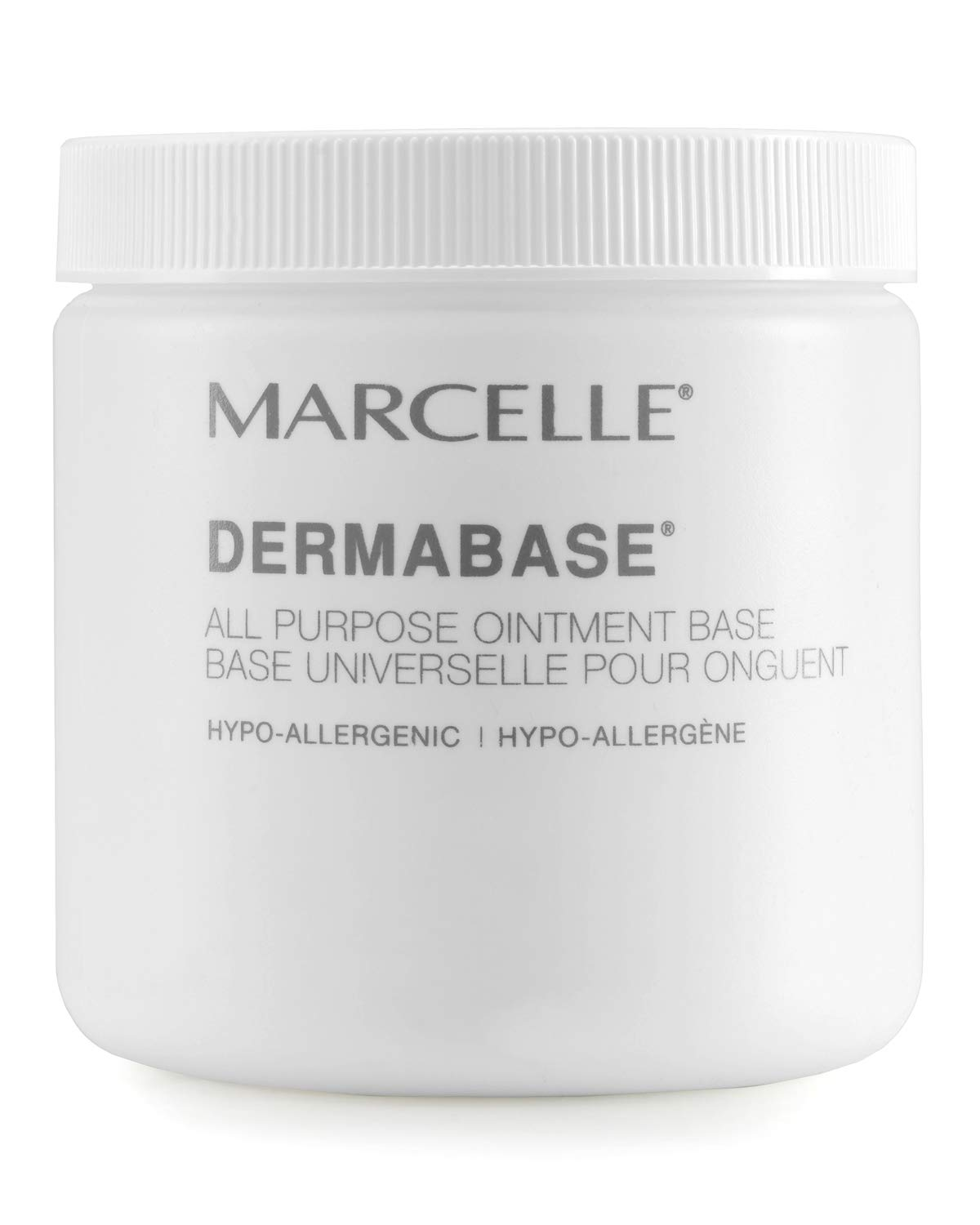 Marcelle Dermabase All-Purpose Ointment Base, Hypoallergenic and Fragrance-Free, 460 mL Marcelle group - Beauty