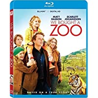 We Bought A Zoo Blu-ray + Digital HD Deals