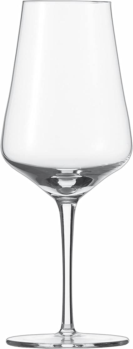 Schott Zwiesel Fine Copa de Vino Tinto Beaujolais 1, Set de 6, Copa de Vino, Copa, Vidrio, 486 ml, 113759