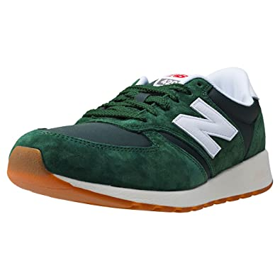 New Balance Mrl420 Re engineered Mens Trainers Green 11 UK