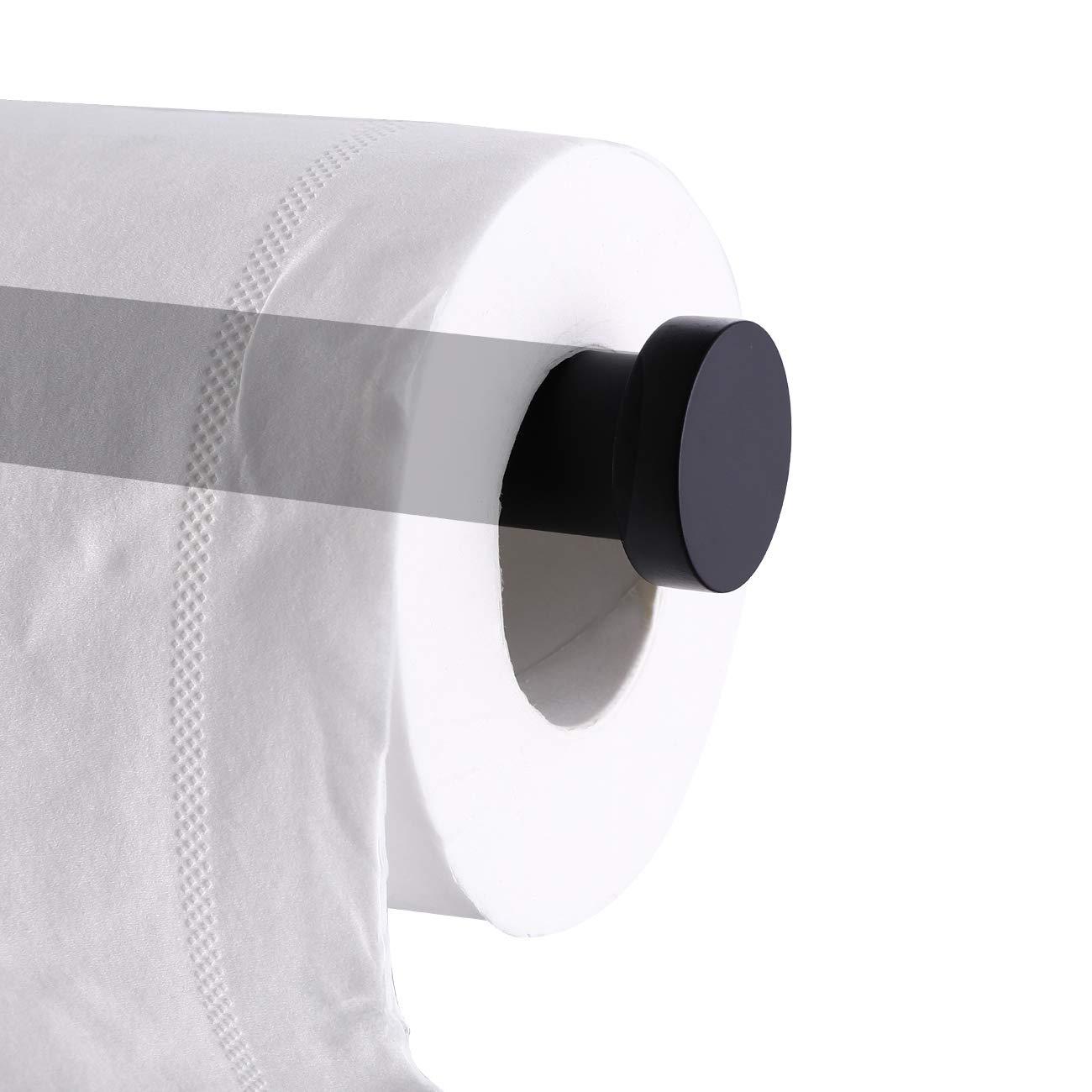 Amazon.com: KES BPH212-P - Soporte de papel higiénico doble ...