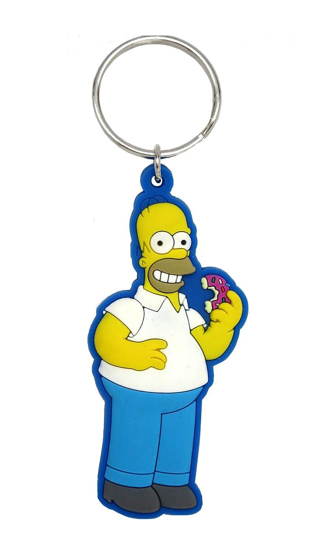Fox Homer Simpson tacto suave PVC Llaverohttps://amzn.to/2RSaNvV