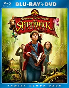 Spiderwick Chronicles (Two-Disc Blu-ray/DVD Combo)