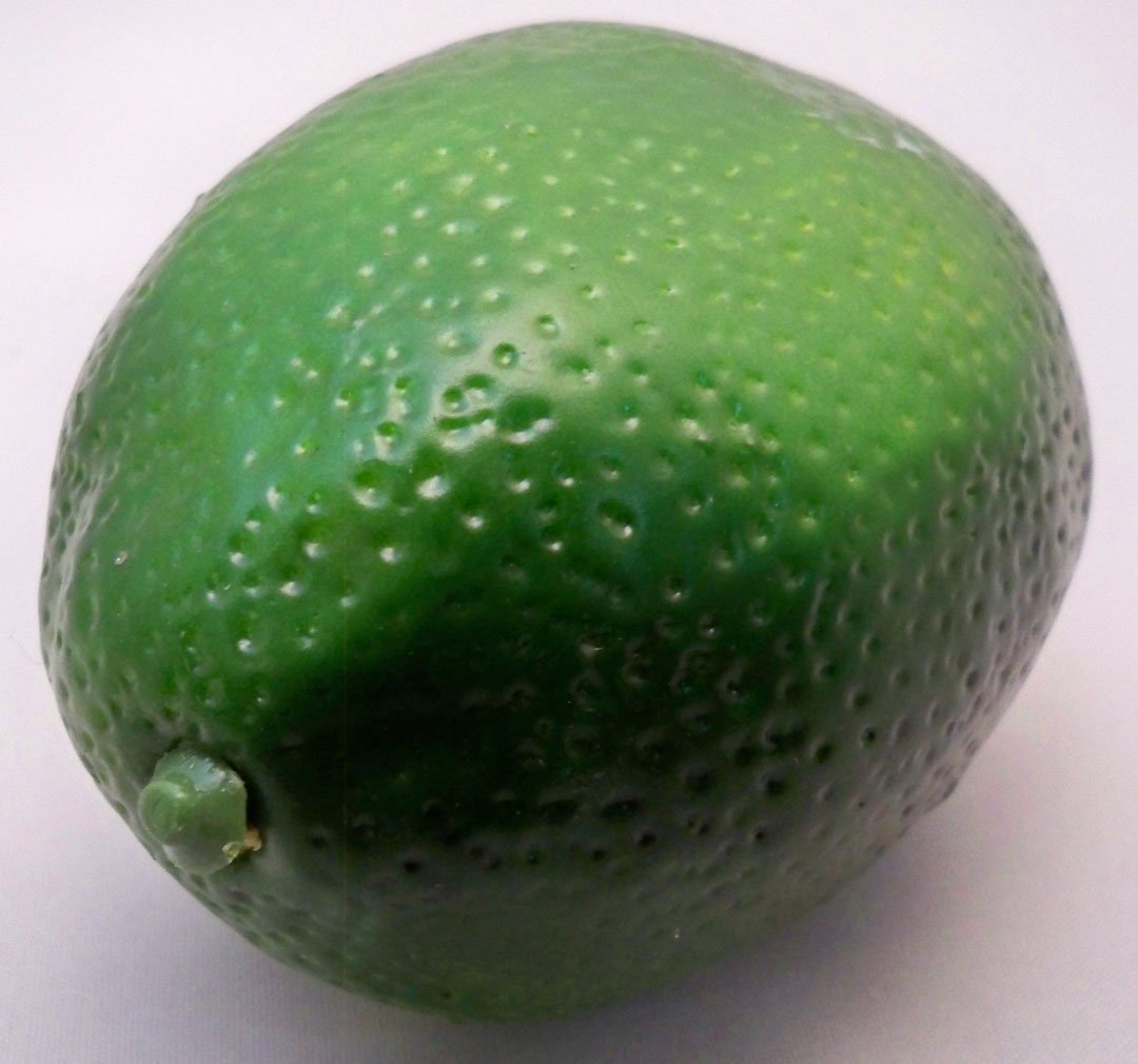 RuiChy 4 Large Best Artificial Limes Decorative Fruit by RuiChy (Image #1)