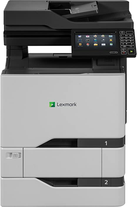 Amazon.com: Lexmark CX725DTHE Color Laser Multifunction ...