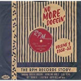 No More Doggin' - The RPM Records Story Volume 1: 1950-53