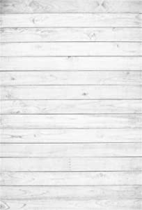 Laeacco 3x5ft Plain Lateral-Cut Wood Plank Background for Photography Vinyl Simple Wood Texture Board Backdrop Child Adult Clothes Pets Food Shoot Live Show Video Studio Props