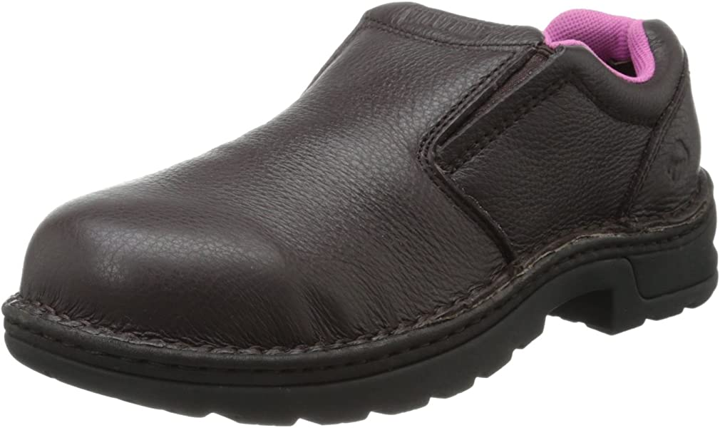 Wolverine Bailey Opanka Slip-On Steel Toe EH Boot (Women's) L4so0Bi