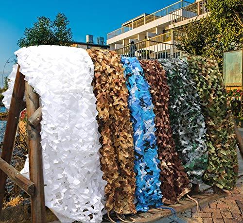 Tent DUANJIANYUN- Tarnnetz, Tarnnetz freilassen, dichtes Oxford-Tuch, Oxford-Tuch, Oxford-Tuch, geeignet für Campingfelle, Abdeckungsfahrzeuge mehrere Farben erhältlich (Farbe   A, größe   5  6) B07HNZZS7H Kuppelzelte Tadellos edac09