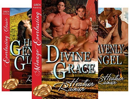The Divine Creek Ranch (23 Book Series) by