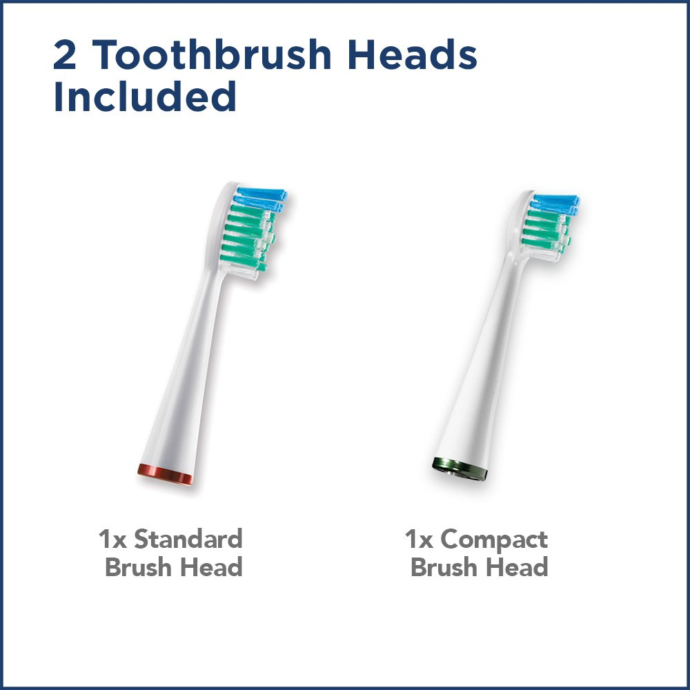 Waterpik Complete Care Wp900 Electric Waterflosser and Sonic Toothbrush All-in-1 by Bathroom Accessories by Waterpik (Image #12)