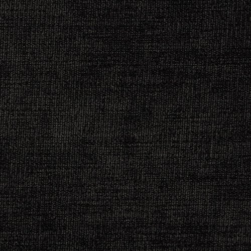 Eroica Milano Velvet Black Fabric By The - Upholstery Fabric Decor