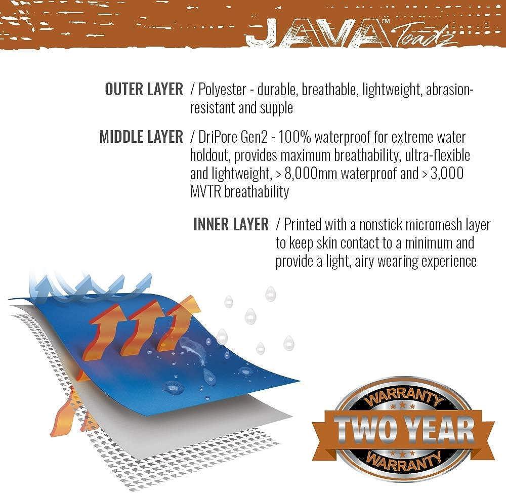 Frogg Toggs Java Toadz 2.5 Waterproof Rain Pant