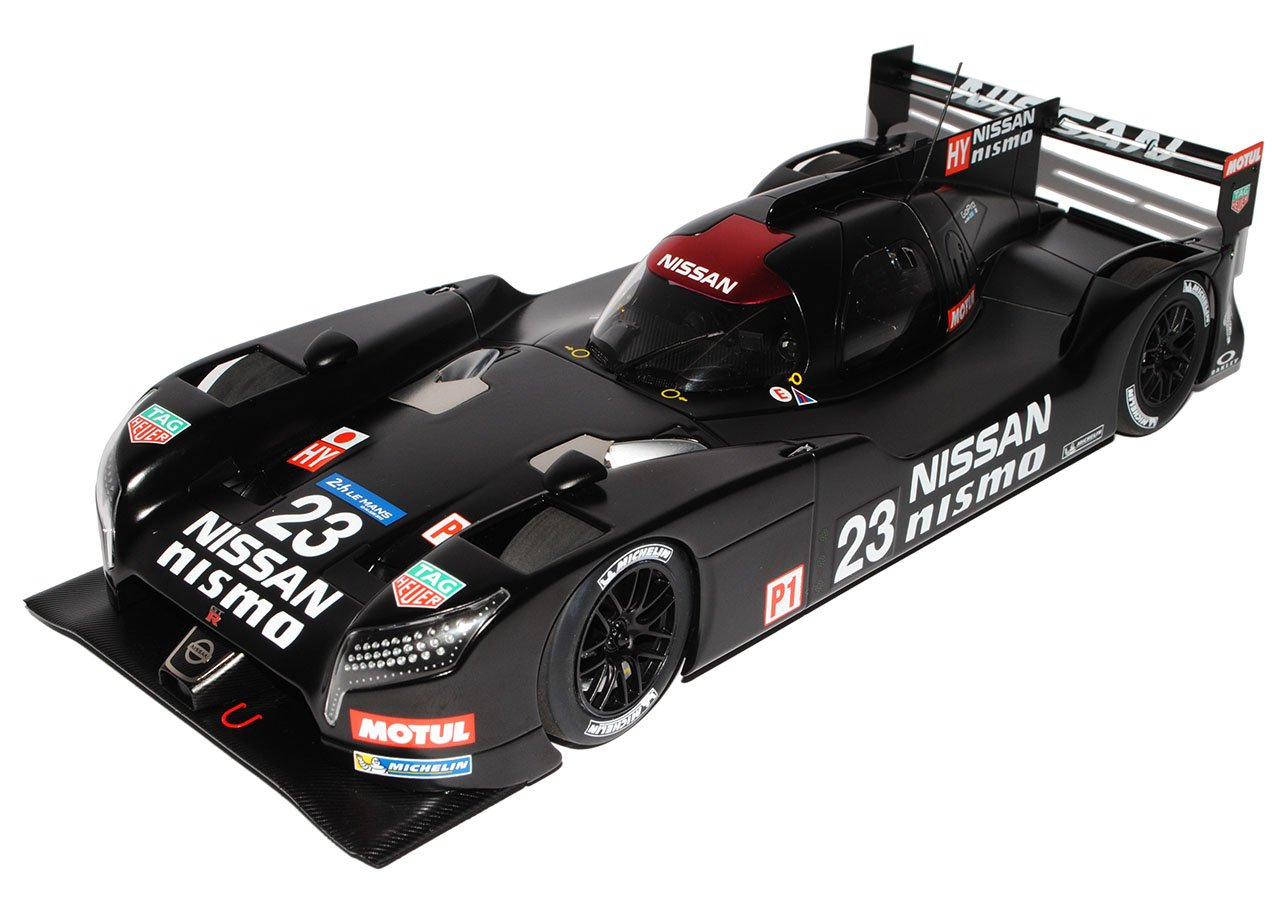 AUTOart Nissan GT-R Nismo Le Mans 2015 24H Testcar 81577 1/18 Modell Auto