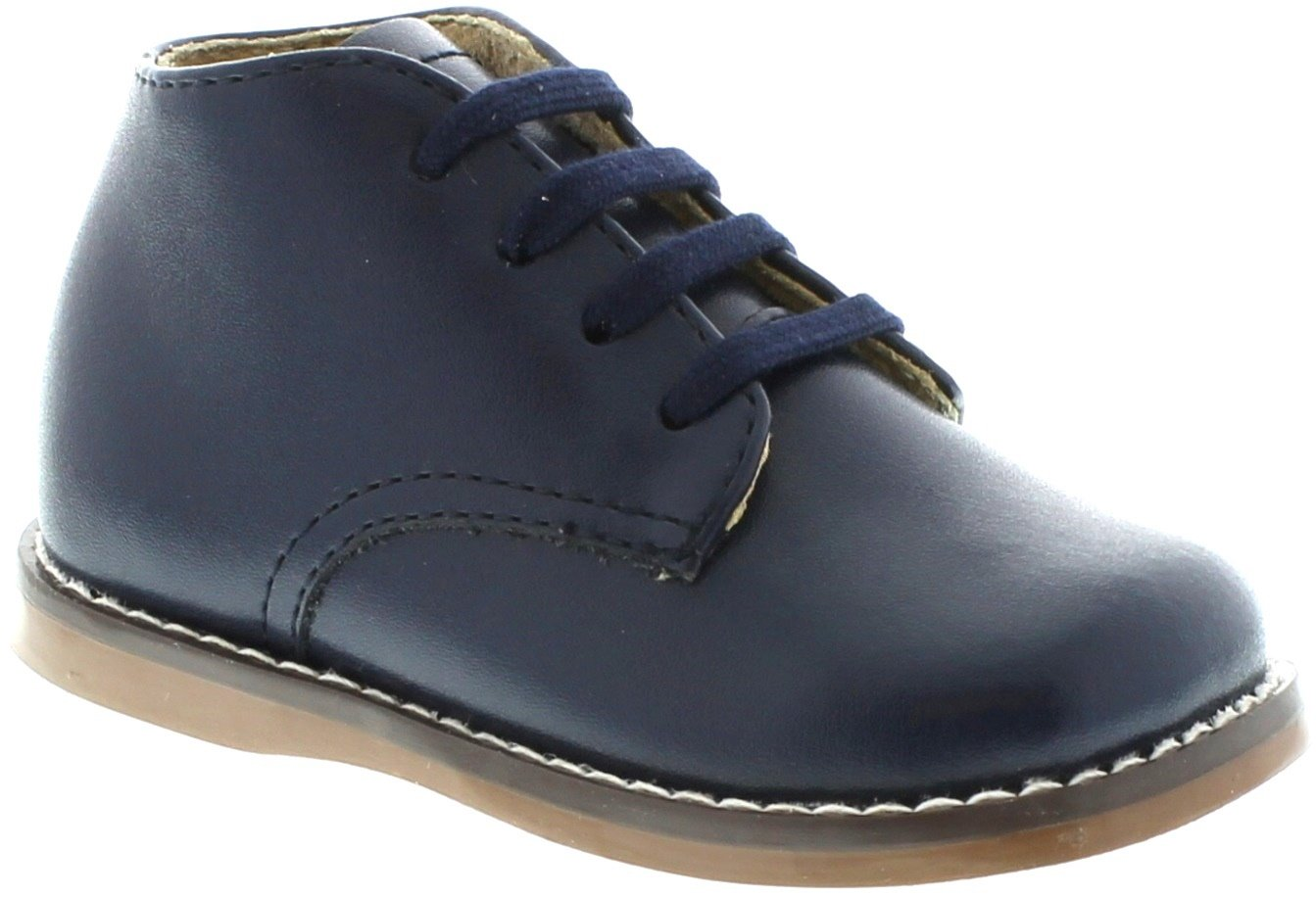FootMates Baby Boy's Todd 3 (Infant/Toddler) Navy Oxford 6.5 Toddler M/W