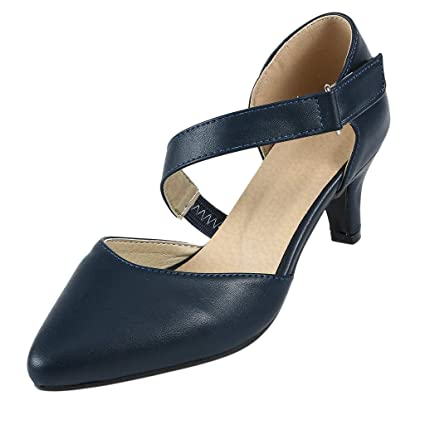 de1b8d15e4a27 Amazon.com: YEZIJIN Clearance! Women Summer Fashion Pointed Toe ...