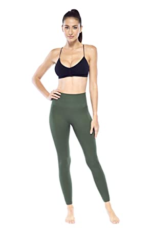 357df6f4c4e21e Amazon.com: Electric Yoga Idol Legging - Seamless High Waist Tummy Control  Pants for Women: Clothing