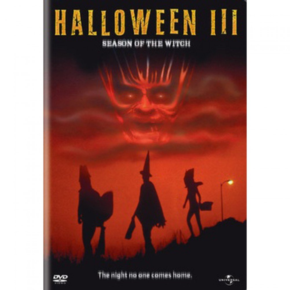 DVD : Halloween 3: Season of the Witch (, Dolby, Widescreen)