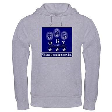 Amazoncom Cafepress Phi Beta Sigma Sweatshirt Pullover Hoodie