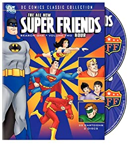 Superfriends Hour: Season 1
