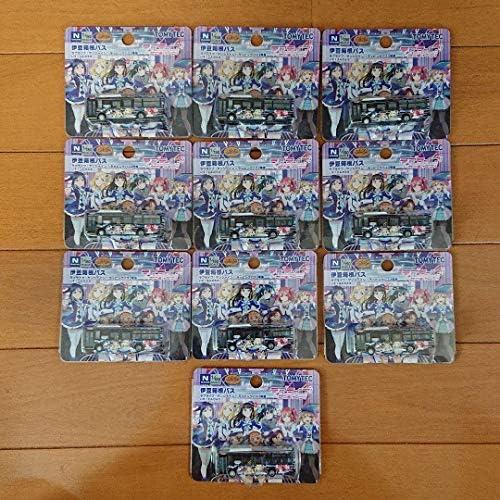 バスコレ伊豆箱根バス ラブライブサンシャインラッピングバス3号車