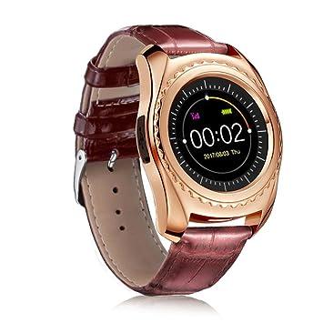 xinxinyu Smart Watch, {Frecuencia Cardíaca - Tensiómetro digital reloj de pulsera} {Ranura muñeca impermeable Smart Watch} {Bluetooth Smart Watch}: ...