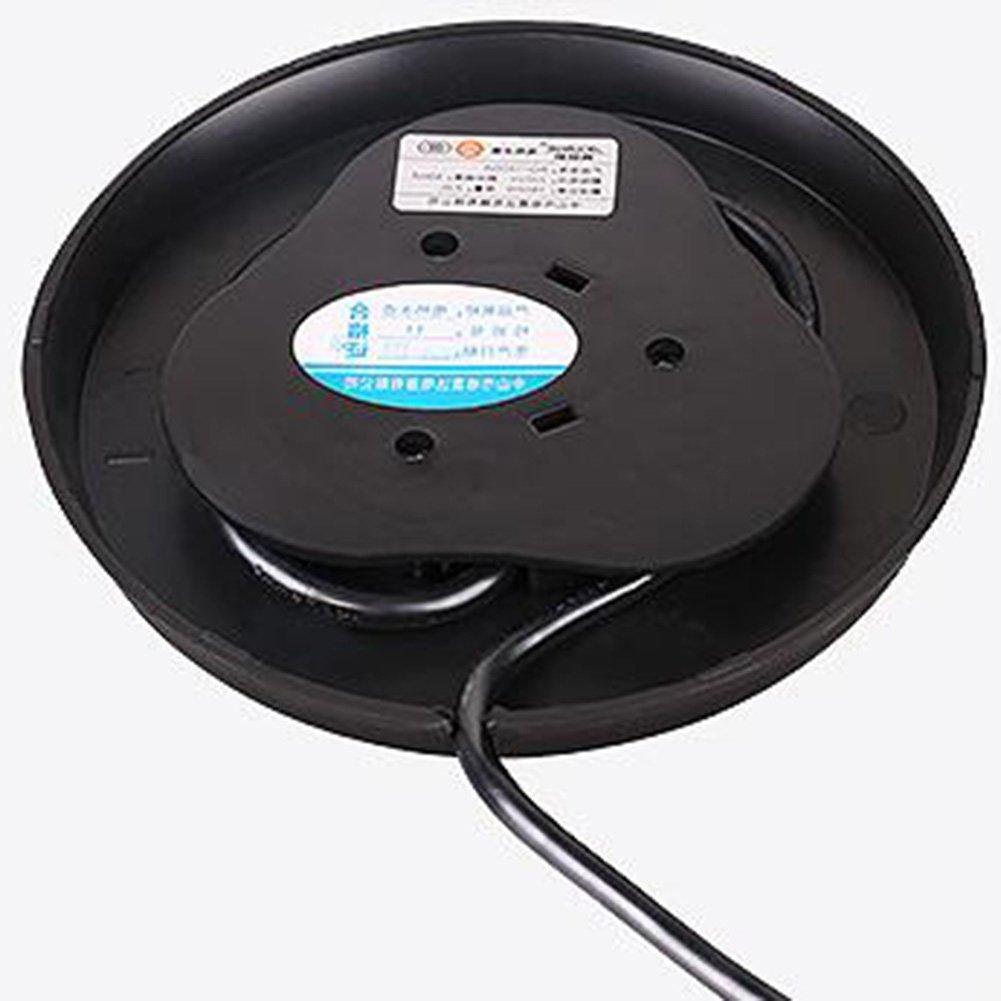 GJY Calentador de agua eléctrico de la caldera 304 Caldera casera de acero inoxidable de la categoría alimenticia Apagado automático 2 calderas eléctricas ...