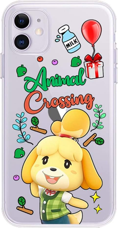 Animal Crossing Phone Case for Any Model iPhone xr iPhone 11 iPhone 7 iPhone 8 iPhone x iPhone Xs or Other Android Model