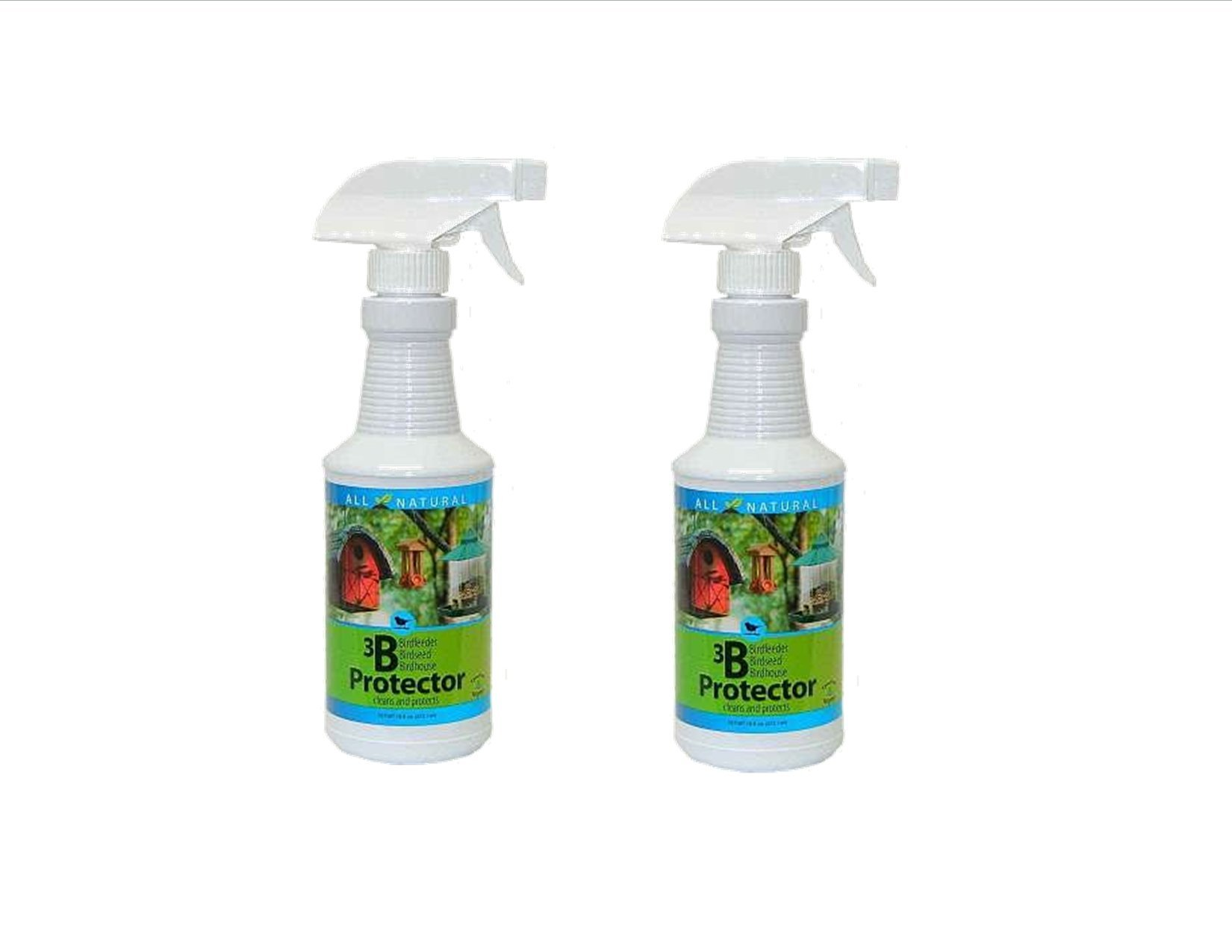 Care Free Enzymes 2-Pack 3B Protector Spray Bottle 94721D 16 oz.