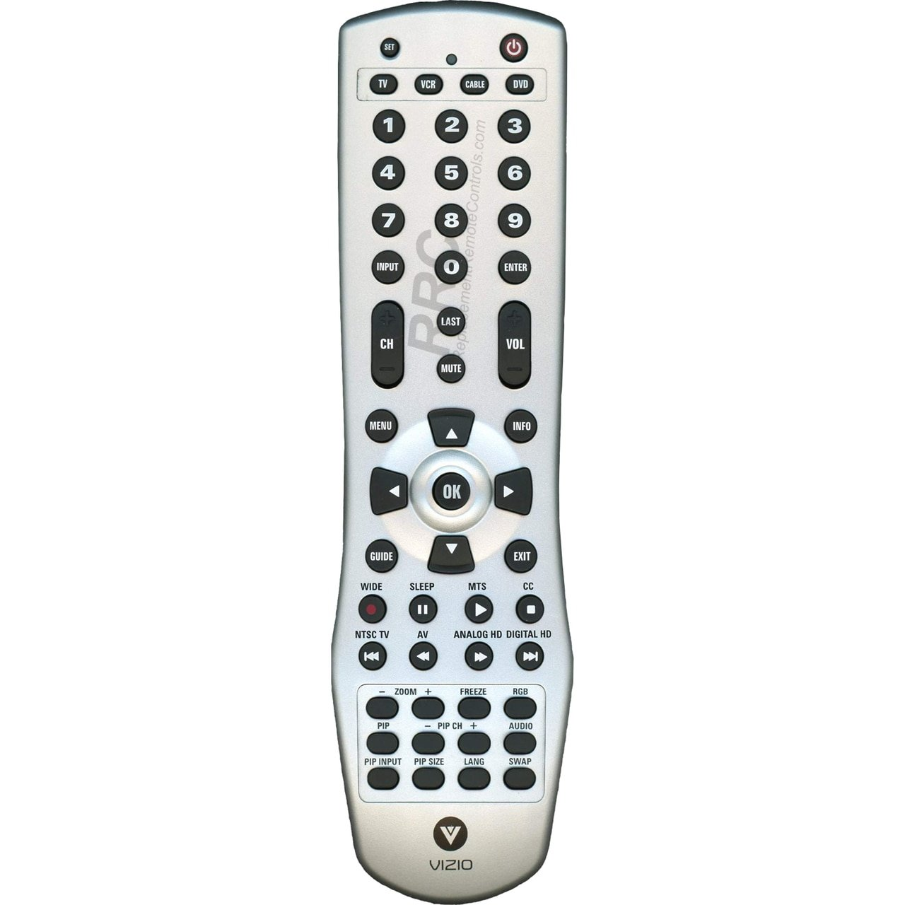 Amazon.com: Vizio Remote Control VUR5 - 0980-0304-9111: Home Audio & Theater