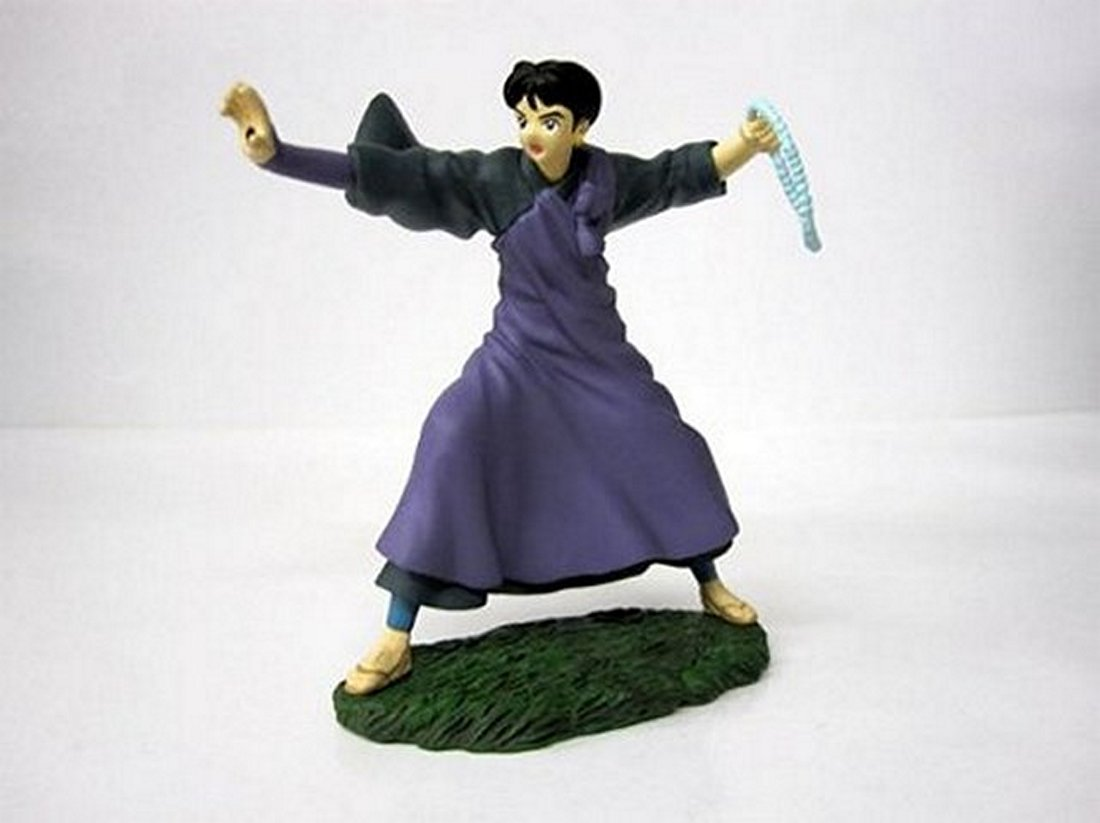 "más orden InuYasha InuYasha InuYasha Miniature Figure-3.5"" Miroku  salida para la venta"