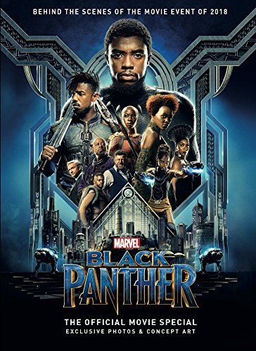 Black Panther: The Official Movie Special Book