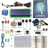 SunFounder LCD1602 Module Starter kit for Arduino (LCD1602 Starter Kit)