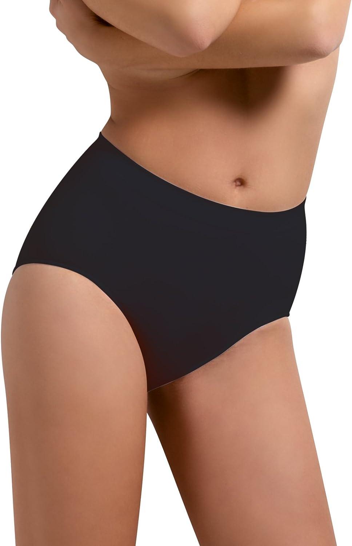 SENSI Slip Modellante Donna Maxi Taglie Forti Intimo Senza Cuciture Traspirante Seamless Made in Italy