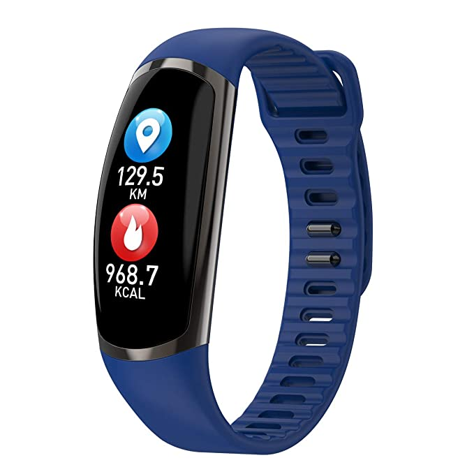 Btruely Reloj Inteligente Hombre, Smartwatch r16 Fitness ...