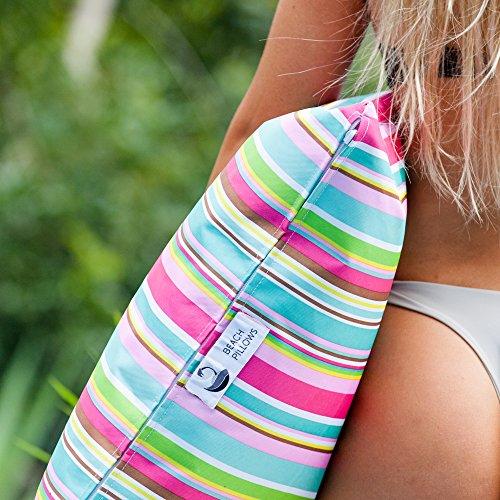 (Original Outdoor Bean Bag Beach Pillow Headrest Cushion Cover 20